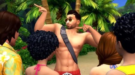 Los Sims 4 celebra la llegada del verano llevándonos a una isla paradisíaca con su expansión Vida Isleña [E3 2019]