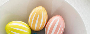 Seis originales ideas para decorar huevos de Pascua