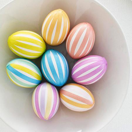 Seis originales ideas para decorar huevos de Pascua