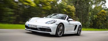Probamos el Porsche 718 Boxster GTS 4.0, un lobo con piel de cordero y 400 CV de sensaciones extremas