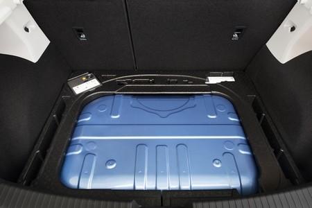 Depósito GNC de SEAT León Ecofuel