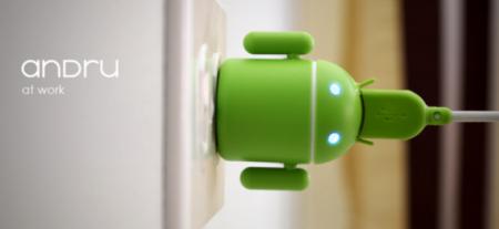 Deja que el androide recargue tu Android
