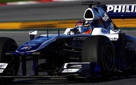 Nico Hülkenberg el más rápido. Fernando Alonso segundo