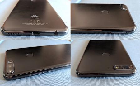 Diseno Huawei Y7