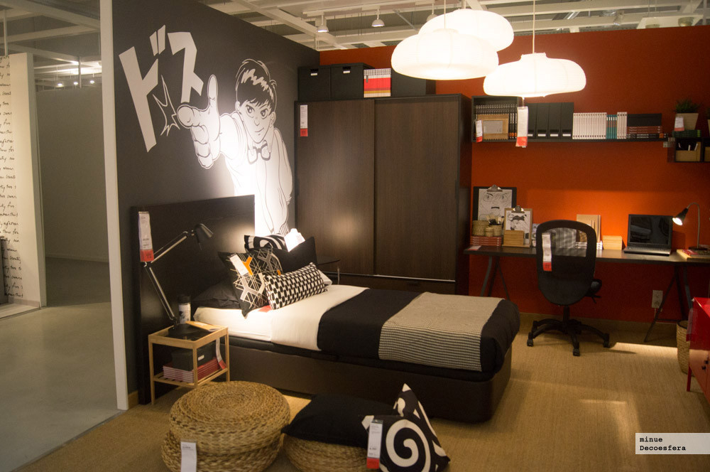 Iluminacion Habitacion Juvenil Top Cama De Ikea Con Un Montn De