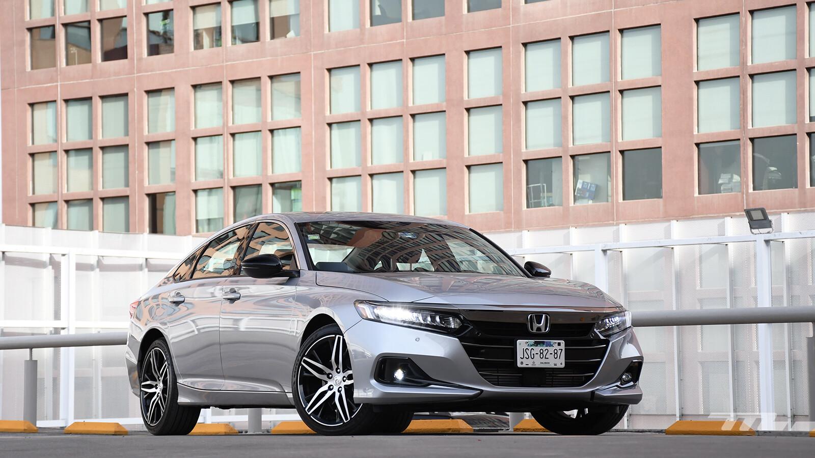 Foto de Honda Accord 2021 (prueba) (1/20)