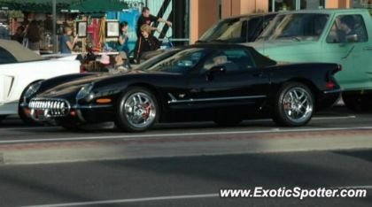 Formas de destrozar un Corvette