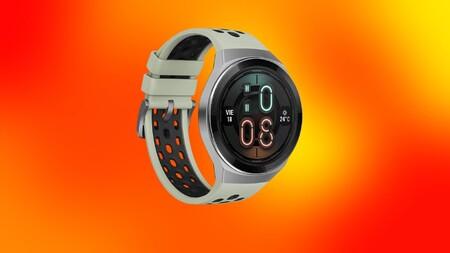 Huawei Watch GT 2e por menos de 100 euros en Amazon: un smartwatch deportivo con gran calidad precio bestial en autonomía