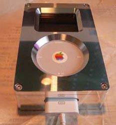 Armadura para el iPod
