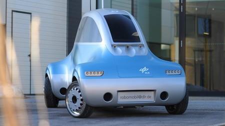 RoMo: un prototipo eléctrico con tecnología aeroespacial