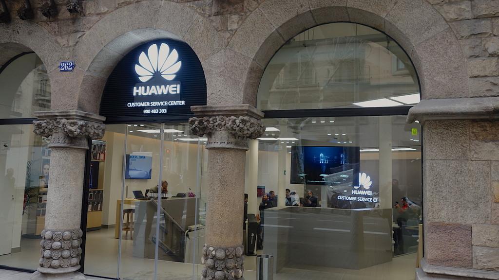 Shop Huawei Barcelona