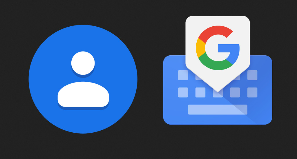 So are the new features that Google is testing in Gboard, Contacts, and well-being Digital