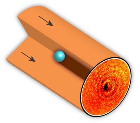 imagen del átomo