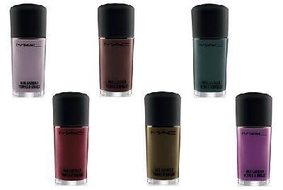Colección Jin Soon Choi de MAC para uñas