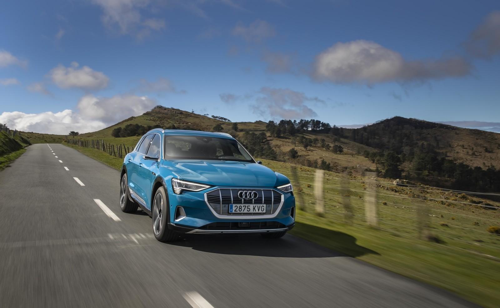 Foto de Audi e-tron (25/111)