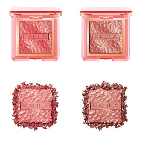 Nabla Miami Lights Blush 1