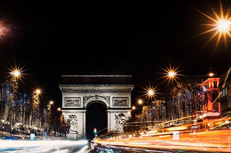 Paris Ciudades Europeas Con Mas Luces En Navidad