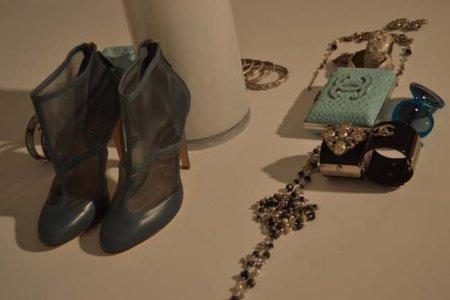 Botines transparentes Chanel colección Primavera-Verano 2012