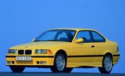 20 años del BMW M3 (parte 2): M3 E36 de 1992