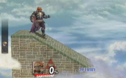 Ganondorf en Super Smash Bros Brawl