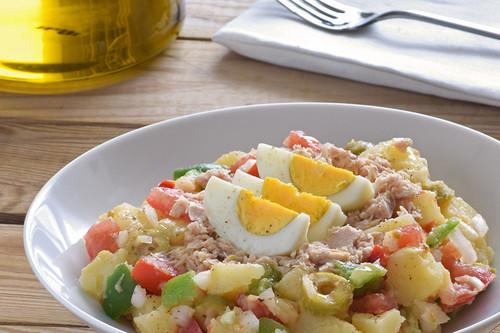 Comer sano en Directo al Paladar (LVI): el menú ligero del mes