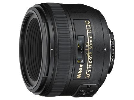 Nikon presenta el objetivo NIKKOR AF-S 50mm f/1.4G