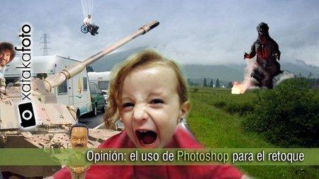 Opinión: el uso de Photoshop para el retoque fotográfico digital