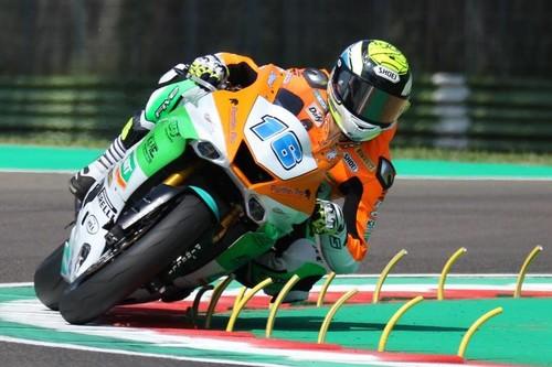 Jules Cluzel gana la carrera de Supersport en Imola en la despedida de Kenan Sofuoglu... sin Sofuoglu