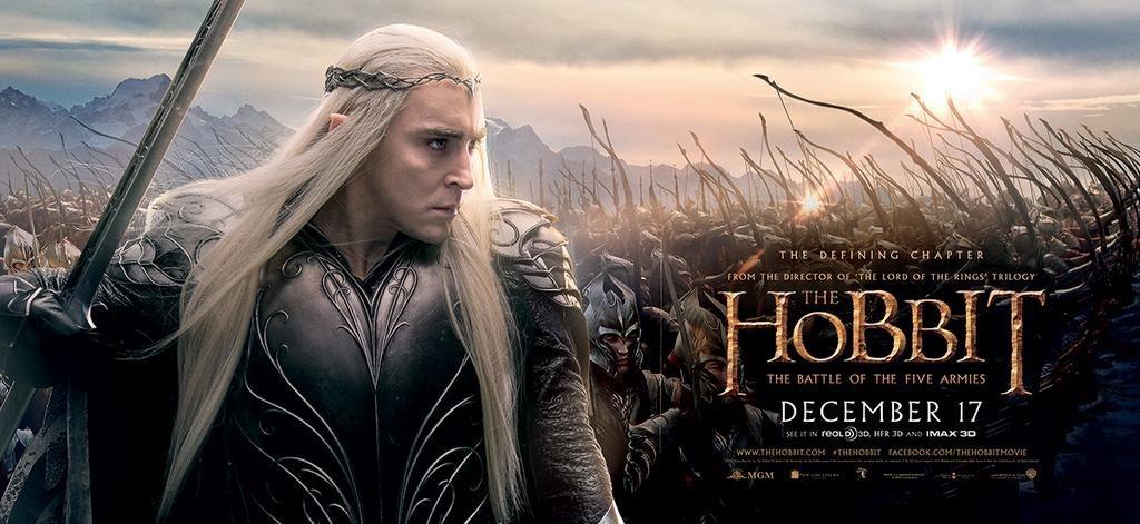 Foto de 'El hobbit: La batalla de los cinco ejércitos', carteles (18/29)