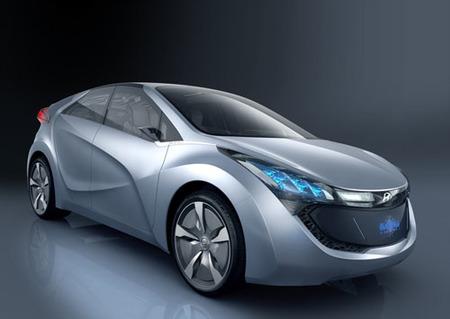 Hyundai responderá comercialmente al Toyota Prius