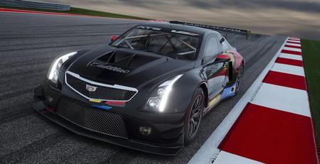 Cadillac ATS-V.R, listo para la competición