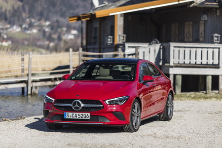 Mercedes Benz Cla 2020 4