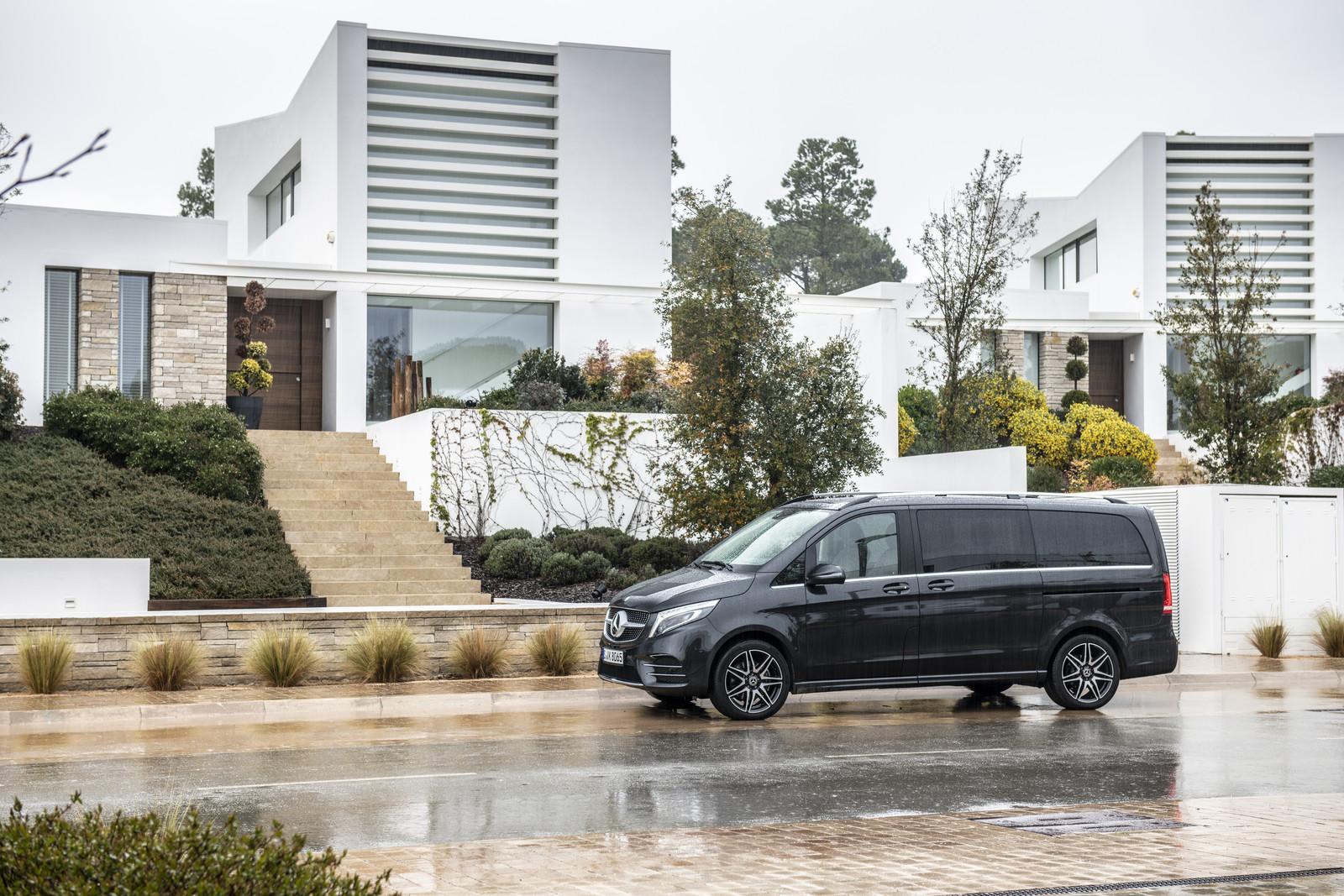 Foto de Mercedes-Benz Clase V 2019 (58/92)