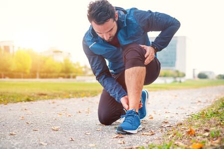 Todas las claves de nutrición y entrenamiento durante una lesión para no perder masa muscular