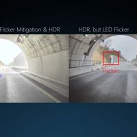 El nuevo sensor fotográfico de Sony dará a los coches autónomos el superpoder de ver en la oscuridad