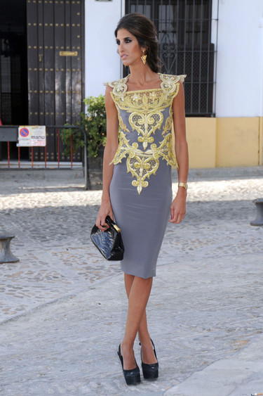 Así es Inés Domecq, la española que podría desbancar con facilidad hasta la mismísima Olivia Palermo