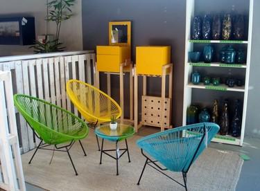 Home Kadö, la geometría convertida en muebles de diseño