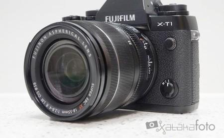 Fujifilm X-T1, análisis