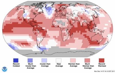 Es oficial, 2015 ha sido el año más caluroso desde que se tiene registro
