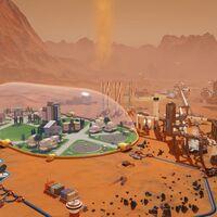 Surviving Mars está para descargar gratis en la Epic Games Store y te lo quedas para siempre