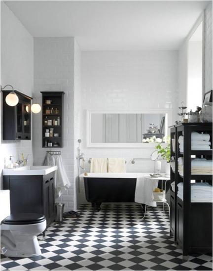 Muebles Baño Vintage:Muebles para el baño, estilos para todos los gustos