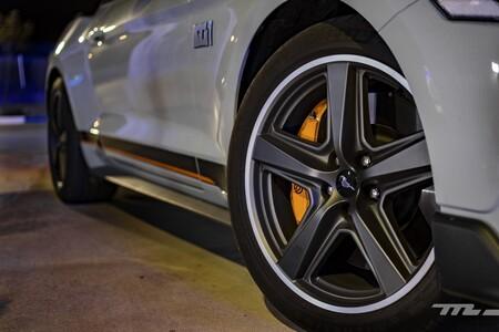 Ford Mustang Mach 1 2021 Prueba 003