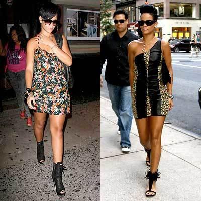 Rihanna flores
