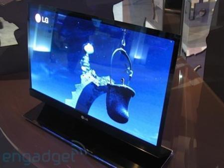 LG planta cara a Sony con su tecnología OLED