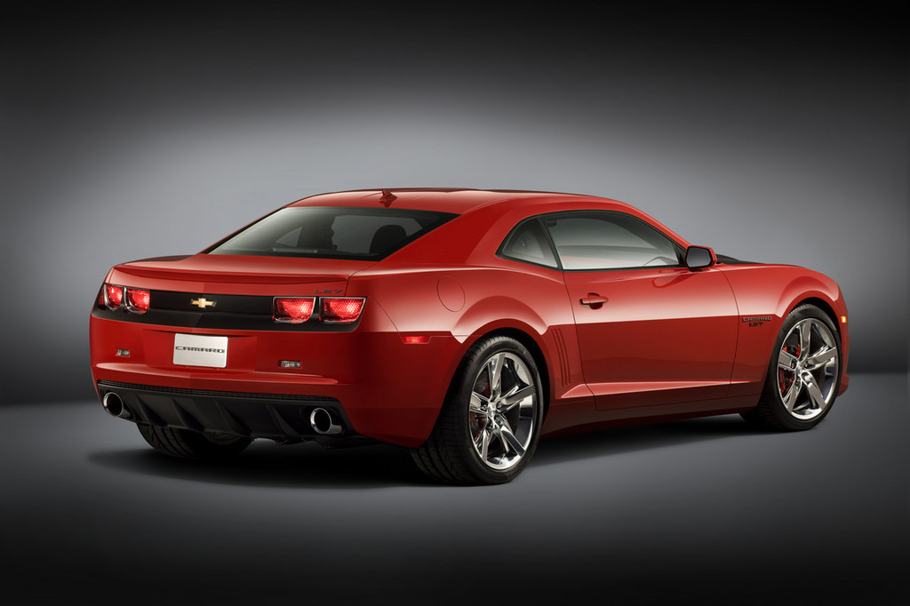 Foto de Chevrolet Camaro LS7 Concept (4/5)