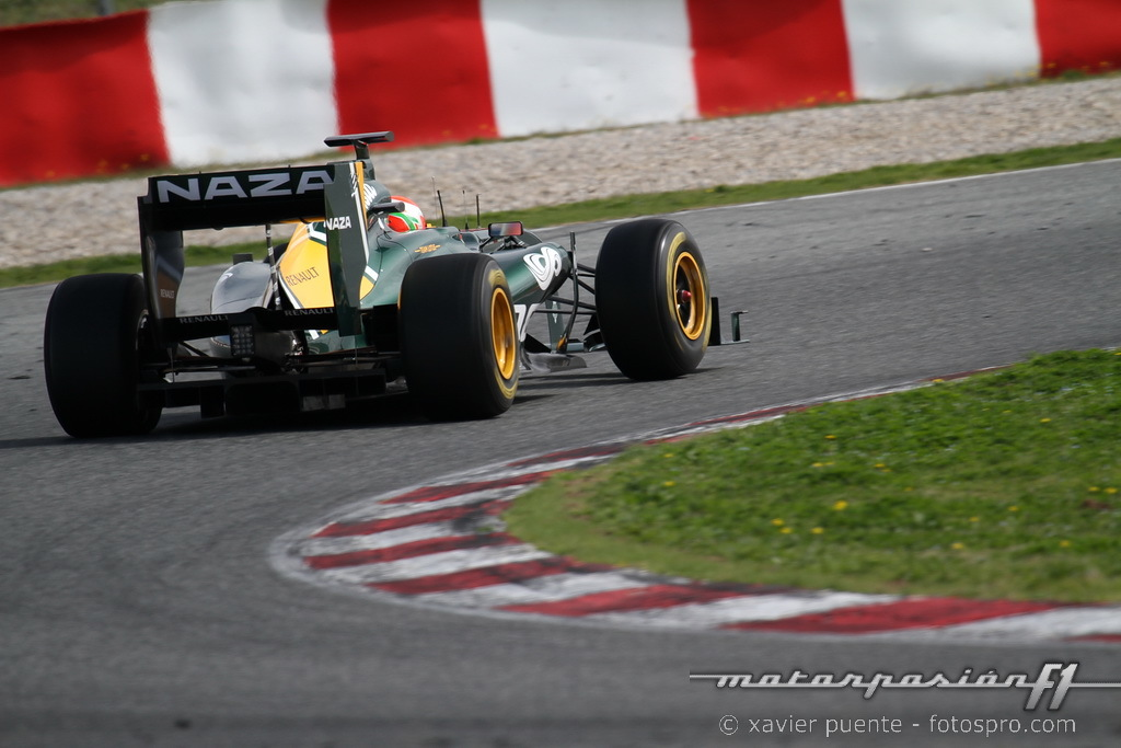 Foto de Entrenamientos Pretemporada 2011 - Circuit de Catalunya (II) - Miercoles (10/50)