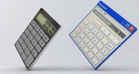 Calculadoras de verdad basadas en las de los ordenadores