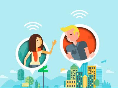 Cinco apps para compartir tu ubicación en tiempo real
