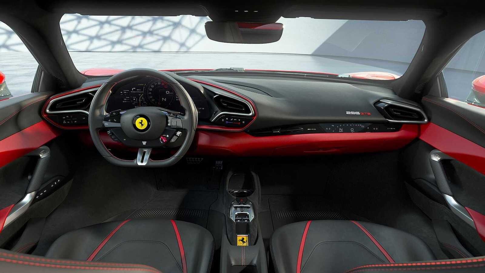 Foto de Ferrari 296 GTB (9/14)