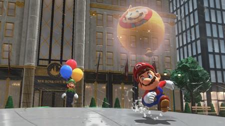La actualización gratuita de Super Mario Odyssey que añade el modo Mundoglobo estará disponible esta misma semana